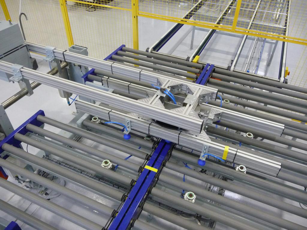 Automotive Industry Conveyor